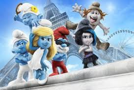 smurfs the lost village wallpapers smurfs the lost village animation wallpaper
