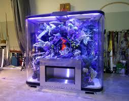 designer aquarium innovative marine 10 gallon nuvo fusion nano aquarium premium