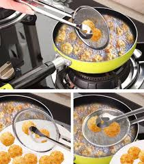Kitchen Tools And Gadgets by Food Clip Fritters Bbq Buffet Salad Drain Kitchen Oil In Stainless