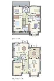 The Burrow Floor Plan Hazelbrook Kinsealy Lane Malahide Co Dublin Kelly Ie