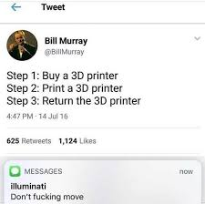 Printer Meme - buy 3d printer why is the fbi here know your meme
