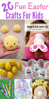 20 creative u0026 fun easter crafts for kids