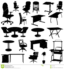 Office Chair Vector Side View Free Office Furniture Home Design Ideas And Pictures