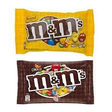 m m s chocolate combo chocolate 45 grams peanut sugar
