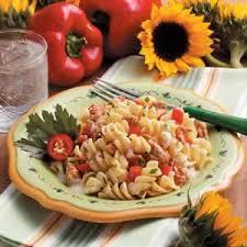 Pasta Sausage Makeover Creamy Italian Sausage Pasta Recipe Taste Of Home