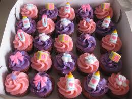 cute baby shower cupcakes decorated sweet kacys