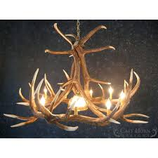 antler chandeliers and lighting company 55 most ace elk horn chandeliers how to make antler chandelier kit