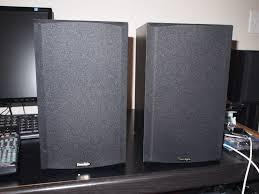 Paradigm Bookshelf Speakers Review Paradigm Titan V2 Bookshelf Speakers For Sale Canuck Audio Mart