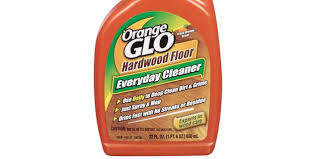 orange glo hardwood floor everyday cleaner review