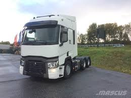 renault egypt used renault t 520 6x2 tractor units year 2017 price 114 607