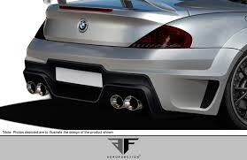 2004 2010 bmw 6 series e63 e64 af 2 wide body complete kit gfk