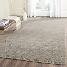 10x14 Wool Area Rugs Safavieh Himalaya Collection Him311d Handmade Grey