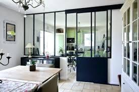 vitre separation cuisine vitre separation cuisine separation cuisine salon vitree verriare