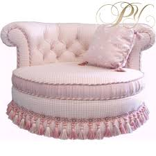 Pink Chaise Lounge Lilian Cuddle Chaise Lounge