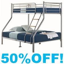 Triple Bunk Bed - Single double bunk beds