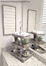 Decorative Bathroom Vanities Unique Accessories Add Style And Function To My Vanity These