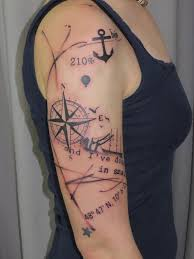 nautical tattoo images u0026 designs
