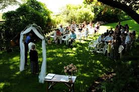 Small Backyard Wedding Ideas Small Backyard Wedding Reception Ideas Backyard Wedding Ideas