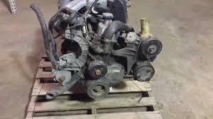 engine for ford f150 1995 ford f 150 4 9l 300 six engine with 24k for sale