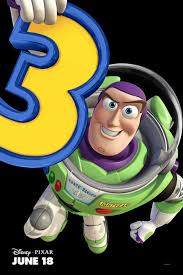 toy story 3 buzz lightyear character movie poster heyuguys