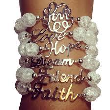 faith bracelets picture jasper gold vermeil faith bracelet