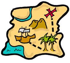 treasure map clipart treasure map free clipart clipartix