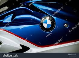 logo bmw motorrad bangkok thailand august 11 2016 closeup stock photo 469447181