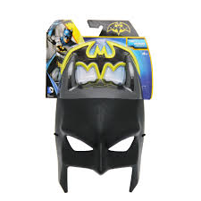 batman toys mask and batarang role play costume at toystop