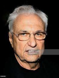 in profile frank gehry and his work photos and images getty images