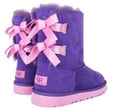 ugg bailey bow pink sale pix for pink ugg boots with bows ugg boots slippers