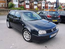 2003 volkswagen golf 1 8 gti turbo 180bhp manual 5 door black