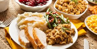 3 healthy tips for thanksgiving nutrition