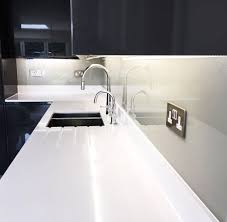 painted glass splashbacks u2013 grey u2013 the splashbacks company