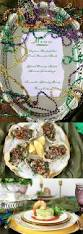 mardi gras inspired dinner party menu recipe