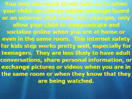 Online Chat Rooms For Kids by Rules To Set For Online Message Boards And Chat Rooms Youtube
