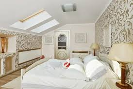 slanted ceiling bedroom how to cure a slanted ceiling in a feng shui bedroom home guides