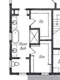 bath floor plans his and bathroom floor plans rpisite com hers master