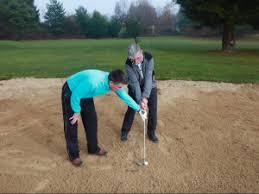 handicap swing reader tip swing shallow in bunkers 13 handicap golf monthly