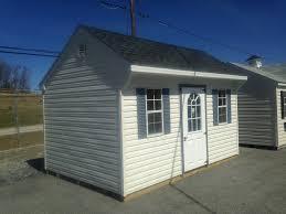 sold 2755 10x14 vinyl quaker storage shed for sale 3500