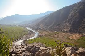 Korengal Valley Map Kunar Province Wikipedia