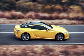 lexus lease with option to buy 2018 lexus lc 500 lc 500h first drive review when concept meets