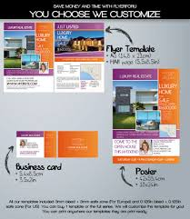 Real Estate Flyers Template by Real Estate Agent Brochure Templates Elegant Realtor Flyer