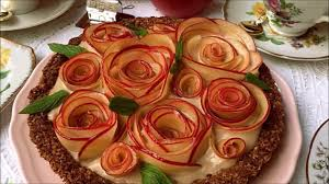 how to make apple rose tart recipe step by step tutorial what to