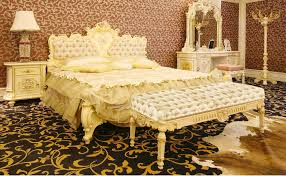 european style bedroom furniture luxury french rococo bedroom furniture dresser table mirror