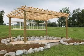 Design Ideas To Make Gazebo Innovation Ideas Build Your Own Pergola Make Gazebo Gardening Design