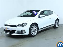 volkswagen scirocco 2016 white used volkswagen scirocco gt white cars for sale motors co uk