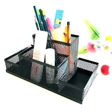Executive Desk Organizer Office Desk Accessories Set Desk Set For Office Chic Executive