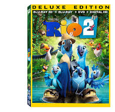 3d Lamps Amazon by Amazon Com Rio 2 3d Blu Ray Jesse Eisenberg Anne Hathaway
