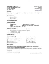 Pharmacy Student Resume Sample by Curriculum Vitae Cover Lettes Sample Resume For A Social Worker