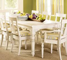 dining chair pads pottery barn